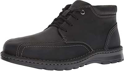 Clarks Men's Vanek Mid Ankle Boot